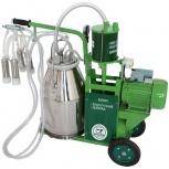 Доильный аппарат для коров «Молочная ферма» модель 2 П, Самара