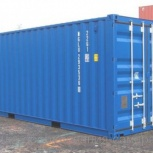Аренда морского контейнера 20 футов, Самара