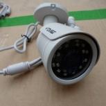Видео камеры DVI-S121 цветные, уличные с ИК-подсветкой, Самара