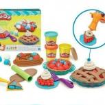 Ягодные тарталетки набор для лепки Play-Doh от Hasbro, Самара