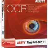 Продам ABBYY Finereader 11 Professional., Самара