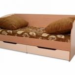 Кровать детская юниор с ящиками, Самара