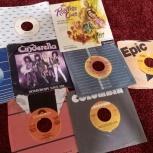 Коллекция пластинок вся зарубежных записей., Самара