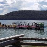 Плавучие террасы, Самара