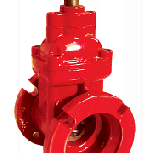 Задвижки запорные Гранар KR17 для пожаротушения, Самара