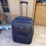 Большой чемодан на колесиках robinzon, Самара