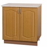 Шкаф-стол с дверцами ольха 80, Самара