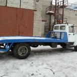 Переоборудование грузовых автомобилей Валдай, Газон в эвакуатор, Самара