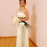 Свадебное платье в греческом стиле, Самара