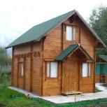 Строительство дома из мини бруса Бальзамин 32, Самара