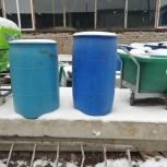 Бочки пластиковые 220 литров, Самара