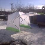 Палатка Куб 2,2х2,2х2,1 3-х мест с, Самара