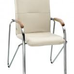Офисный стул Самба кожезаменитель, Самара