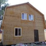 Строительство каркасного дома 6,0х7, Самара