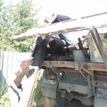 Вывоз строительного и бытового мусора на свалку, Самара