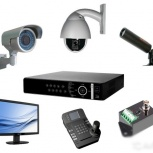 Видеонаблюдение,сигнализация,связь,автоматизация, Самара
