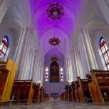 Экскурсия в Католический костёл, Самара