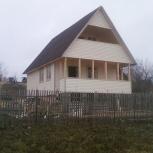 Строительство жилого дома 6,0х8,0 м с террасой 2,0х6,0м, Самара