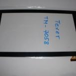 Тачскрин для планшета Texet TM-7058, Самара