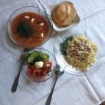 Поминадьные обеды, Самара