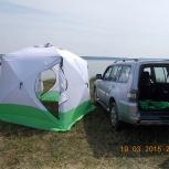 Палатка Куб 2,5х2,5х2,3, 3-х слойна, Самара