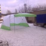 Палатка Куб 3,5х3,5х2,4 6-ти мест., Самара