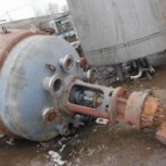Реактора нержавеющие, объем — 2 куб.м., Самара