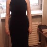 Платье велюр новое 42-44, Самара