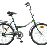 Велосипед АИСТ 173-344 (2016), Самара