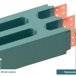 Токопроводы до 24 кВ IP68/69K от производителя, Самара