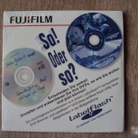 Fujifilm DVD + R, Labelflash - новый торг, Самара