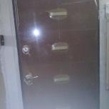 Установка металлических и межкомнатных дверей в Самаре., Самара