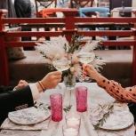 Оформление романтического ужина, Самара