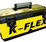 Ящик с инструментами K-FLEX для монтажа материалов, Самара