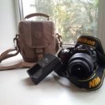 Nikon d3100, Самара