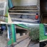 Замена венцов. Реконструкция домов. Ремонт фундаментов.Сложный ремонт, Самара