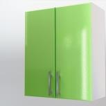 Навесной шкаф шв-60 фреш металлик, Самара