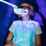Лампа для косметического отбеливания зубов, Самара
