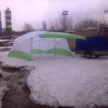 Палатка Куб 5,0м х 5,0м х2,6м, Самара