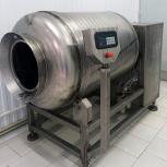 Продажа вакуумных мясомассажёров ММ-1000, Самара