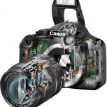 Ремонт цифровых фотоаппаратов, Самара