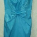 Продам платье из плотного атласа. Торг!, Самара