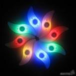 Разноцветные фонари 4 в 1, Самара
