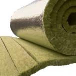 Lamella mat rockwool (мат из каменной ваты,толщина 50 мм), Самара