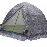 Палатка летн зонт 6-ти м Зимний лес, Самара