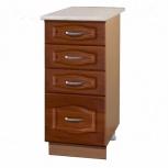 Шкаф-стол шя-40 3м орех, Самара