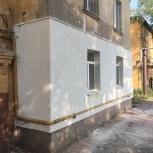 Утепление домов квартир, отделка фасада, сайдинг, мокрый фасад, Самара