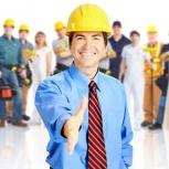 Бригада строителей и отделочники, Самара