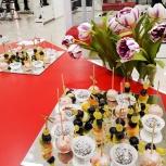 Фуршет банкет свадьба юбилей день рождения повар на выезд, Самара