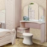 Стол туалетный эдем молочный, Самара